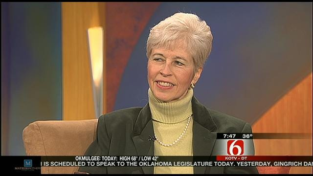 Daughter Of Oral Roberts Shares Her Insight In A New Book, My Dad, Oral Roberts