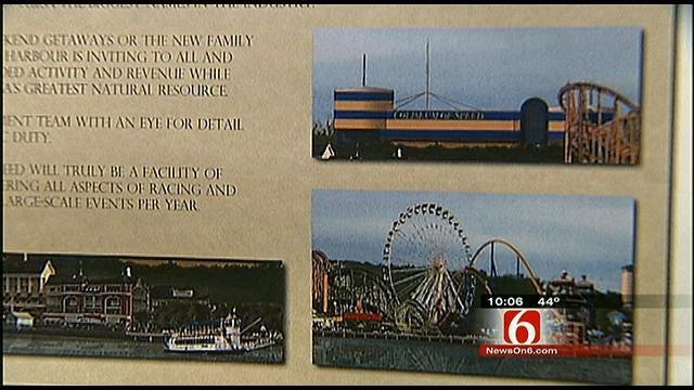 Proposed Turkey Mountain Amusement Park Draws Opposition At Tulsa Town Hall