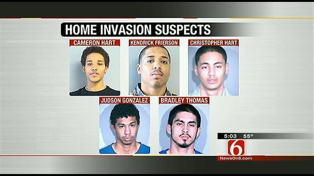 Broken Arrow Teens Describe Terrifying Armed Home Invasion