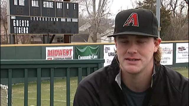 Web Extra: Archie Bradley Talks About Spring Training