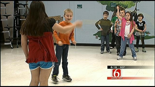 Broken Arrow Boy Helps Others One Step At A Time