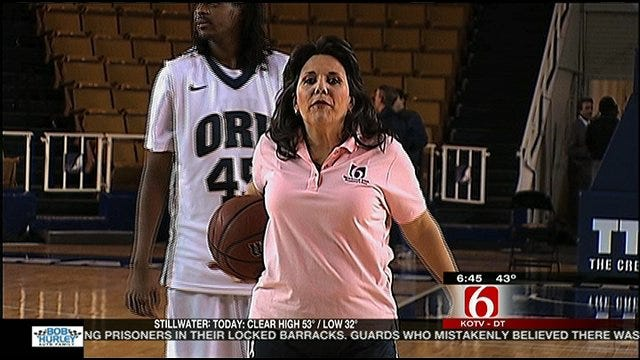 LeAnne Vs. The Boys Week #3: Basketball