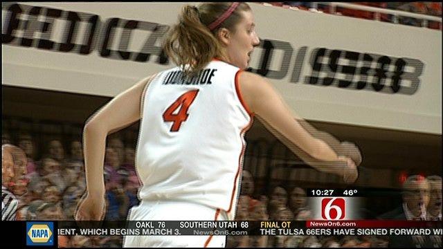 OSU Women Vs. Baylor Highlights