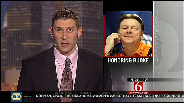 Salina To Remember Budke By Naming Court In His Honor
