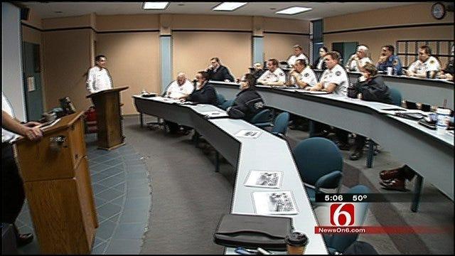 EMSA, Tulsa Fire Train In Mass Disaster Response
