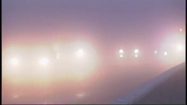 WEB EXTRA: Video Of Foggy Travel On U.S. Highway 75 At State Highway 20