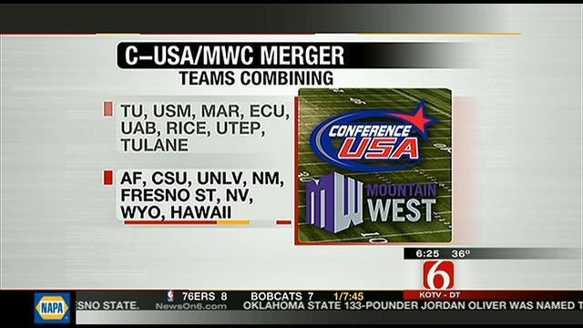 Details Emerge On C-USA / Mountain West Mega Conference
