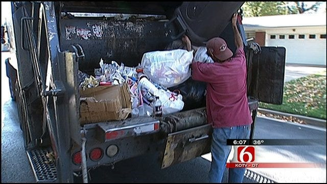 Questions Persist About Tulsa Trash Changes