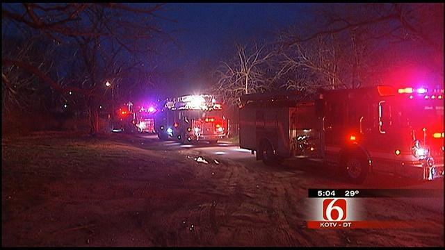 Meth Lab May Have Caused Fatal Tulsa House Fire