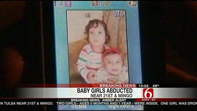 Police Search For Babies Taken In Tulsa Pickup Theft