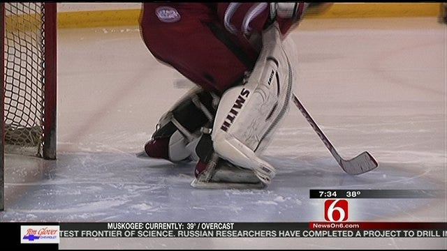 The Jenks-Union Rivalry Moves To The Ice
