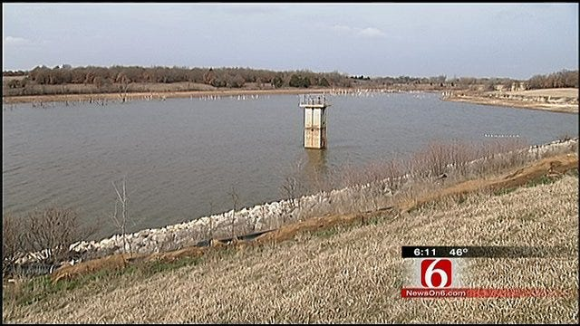Recent Rains Help But Don't Sink Drought In Pawnee County