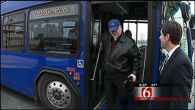 Tulsa City Councilors Get A Special Tour Of City Council District 8