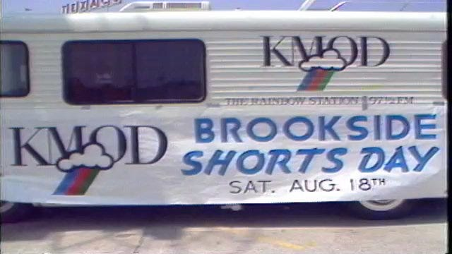From The KOTV Vault: 'Shorts Day' Flops On Tulsa's Brookside