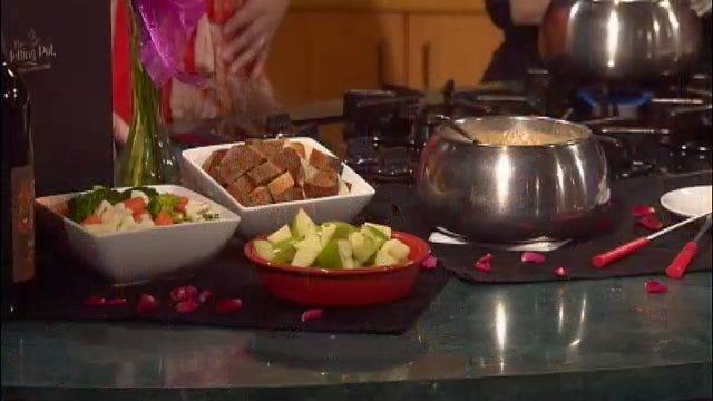 The Melting Pot Makes Loaded Baked Potato Fondue