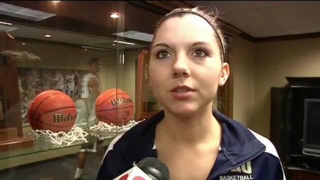 Kevi Luper Reflects On Breaking Summit League Record