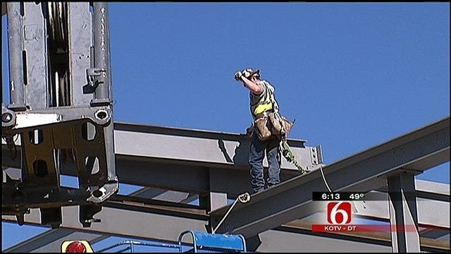 Commercial Activity Booming At Tulsa's Brady Arts District