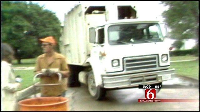 Tulsa Trash Troubles Date Back Decades
