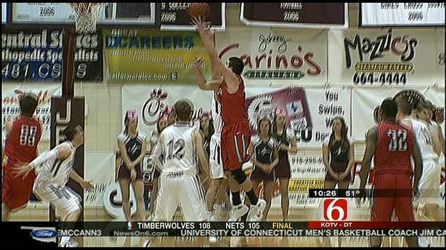 H.S. Hoops: Union, East Central, Sapulpa Pick Up Victories