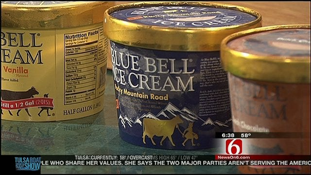 Blue Bell Honors News On 6 Weather Team For National Weatherperson Day