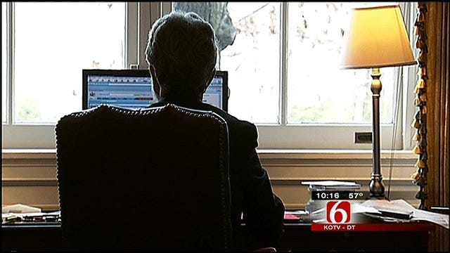 Oklahoma Maverick U.S. Senator, Dr. Tom Coburn Talks To News On 6