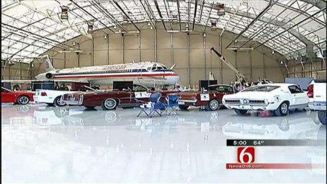 AA Bankruptcy Calls Into Question Oklahoma Taxpayers' $61 Million Investment