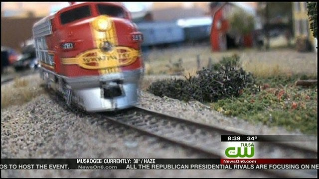 Fly The Coop: Model Trains