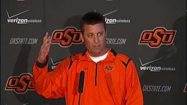 Mike Gundy Discusses Signing Day Addition- Part 2