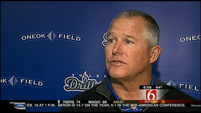 Duane Espy Returns As Manager Of Tulsa Drillers