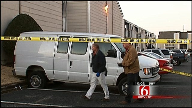Tulsa Man Pleads Guilty In Sweeney Murder-For-Hire Case