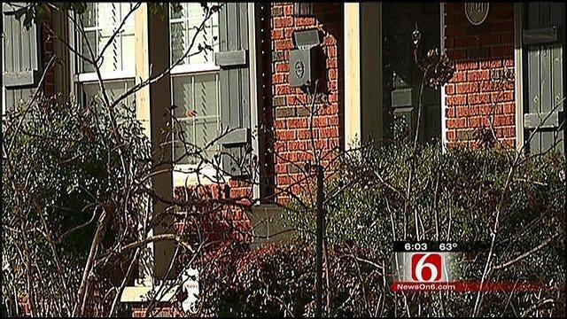 Tulsa Police Nab Alleged Serial Burglar