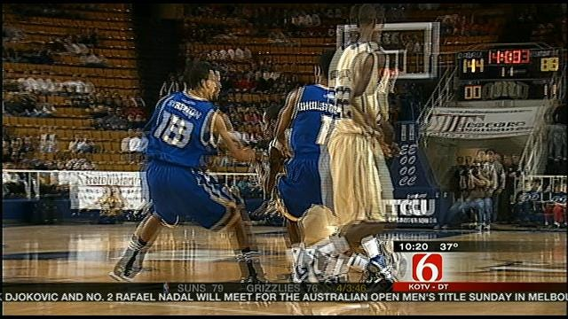 ORU Continues To Roll With Win Against UMKC