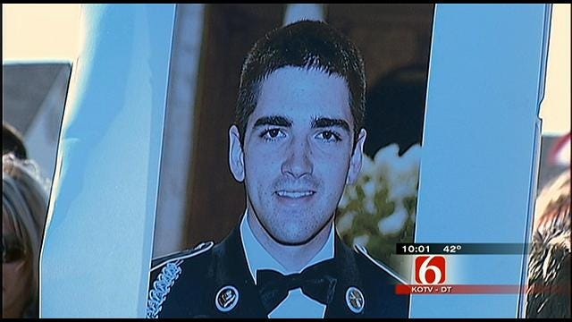 Owasso Honors Fallen Oklahoma Soldier With Street Memorial