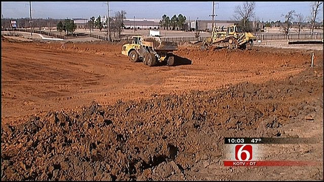 Chief Of Kialegee Tribal Town Comments On Broken Arrow Casino