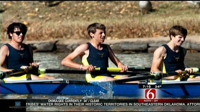 Tulsa Rowing Club Juniors Holding A Row-A-Thon Saturday