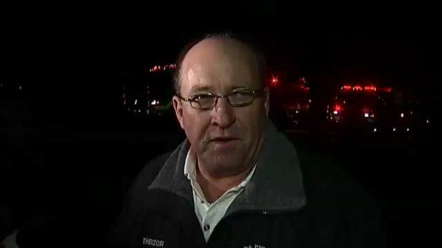WEB EXTRA: Sapulpa Fire Chief Tracy Kaiser Talks About House Fire