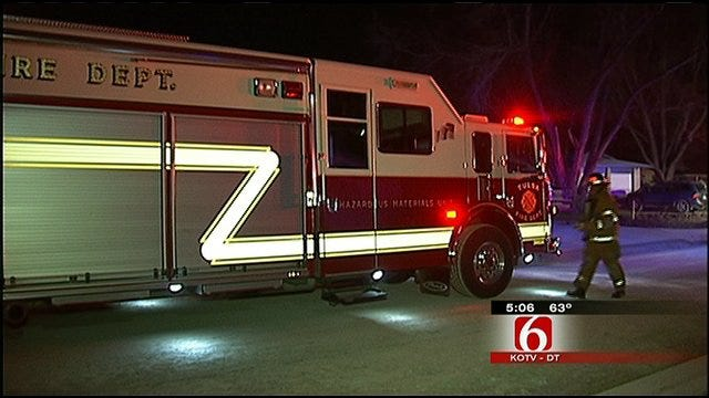 Tulsa Family Lucky To Survive Carbon Monoxide Poisoning