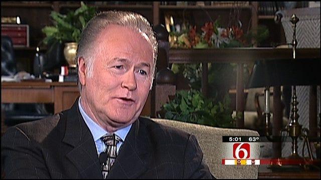Former President Of ORU Richard Roberts Arrested For DUI, Speeding