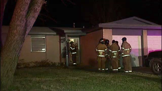 WEB EXTRA: Video From Scene Of East Tulsa Carbon Monoxide Poisoning Early Tuesday