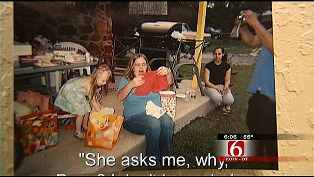 Family Remembers Tulsa Shell Station Shooting Victim