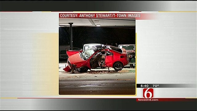 High-Speed Crash Kills Broken Arrow Teen