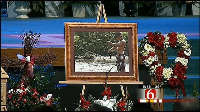 Donnie Ray Crawford III Laid To Rest