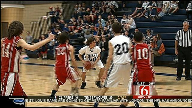 H.S. Hoops: Union, Midwest City, Regent Prep Pick Up Wins
