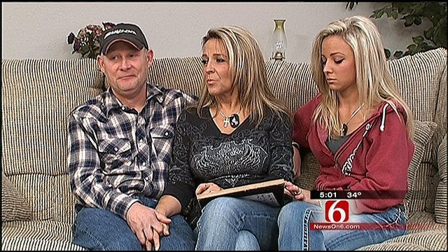 Broken Arrow Family Of Donnie Ray Crawford Talks About Their Loss