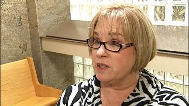 WEB EXTRA: Debbie Morris Reacts To Tulsa Jury's Verdict For Mark Roberts