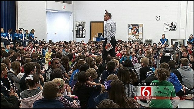 Campaign Encourages Bixby Students To Perform Random Acts Of Kindness