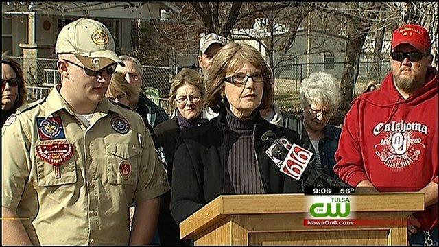 Civic Groups Announce Program To Winterize Tulsa Homes