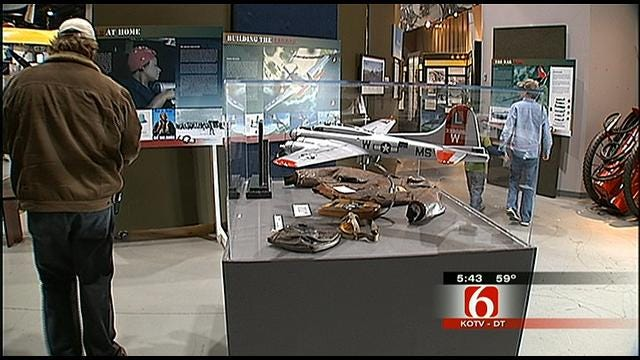 Tuskegee Airmen Profiled in Tulsa Air And Space Museum Exhibit