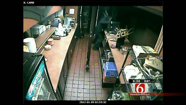 Business Owner Offers Reward For Possible Tulsa Serial Burglar