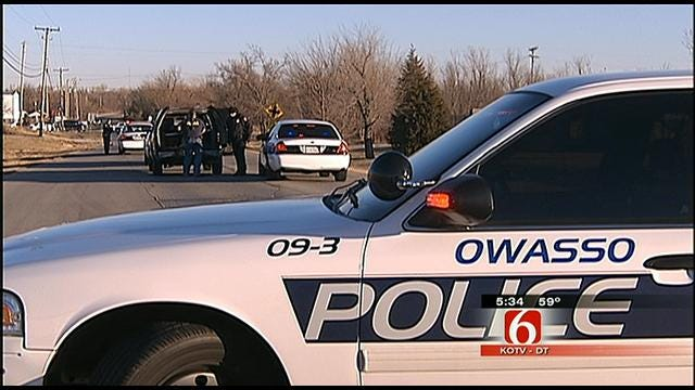 Collinsville Man Killed In Owasso Hit-And-Run